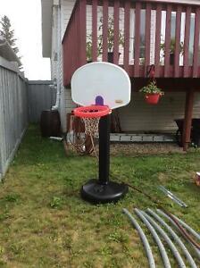 Kids' Basketball Net