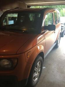 2008 Honda Element SUV, Crossover