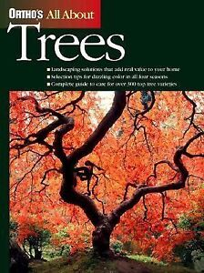 All About Trees (Ortho's All about)-ExLibrary