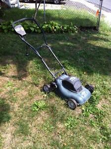 Electric Lawn Mower - Used and In Good Shape