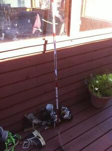 Sher-Wood Hockey Stick  JS-19 Cornwall Ontario image 5