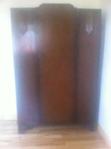 antique wardrobe / armoire