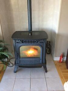 Top of the line Pellett Stove