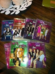 Sex in the City DVD season sets