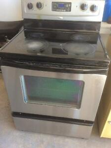STAINLESS STEEL Flat top STOVE