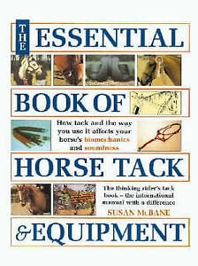 The Essential Book of Horse Tack & Equipment-ExLibrary