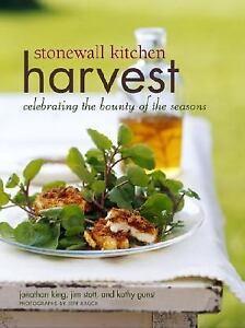 Stonewall-Kitchen-Harvest-Celebrating-the-Bounty-of-the-Seasons-Stott-Jim-Ki