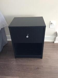 Bedside Table/Night Stand. Best Offer. Must go by Tues Sept 6!