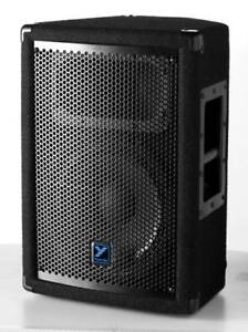 Yorkville Sound YX Series Powered Loudspeaker - 10 inch Woofer -