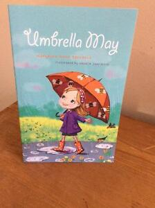 Umbrella May. A book by local author