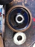 240-300 Cubic inch 6 cly Ford timing gears