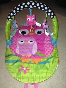 Baby play mat (owls)