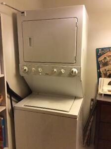 Kenmore heavy duty, super capacity washer/dryer unit