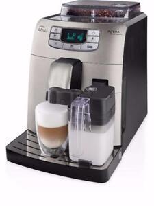 Machine à espresso Saeco Intelia HD8753, HD8759/47, HD8752, HD8771