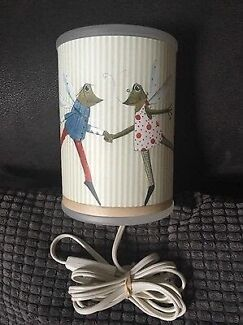Wall Light Night Light Sconce Lamp Frog Fairies Kids Melton West Melton Area Preview