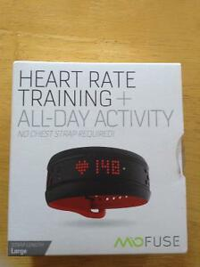 Mio fuse heart rate training+