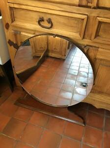 Antique vanity / dresser mirror