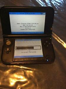 3ds cfw Arm9hack installation/install jouer/play de/from Sd