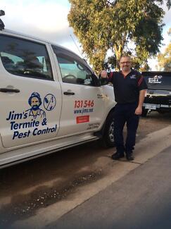 Jim's Termite & Pest Control Newcastle Franchise