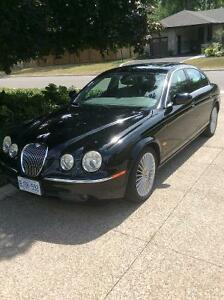 2005 Jaguar S-TYPE Sedan