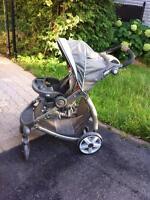 "Pousette ""Graco"" Baby Stroller"
