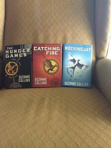 Mint Condition Hunger Games Series