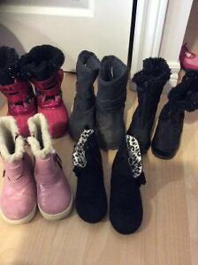 Girls clothes , boots, shoes ,