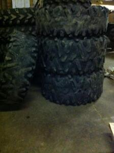 ATV TIRES, no rims