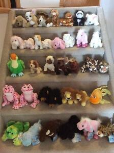 **REDUCED** WEBKINZ Collection + Clothes and Carriers