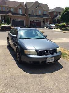 2005 Audi A6 Sedan certified and etested