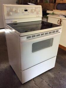 Whirlpool stove and Self-clean oven. $325