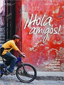 Hola Amigos 3rd Edition