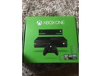 Ex con xbox one one controller 3 games