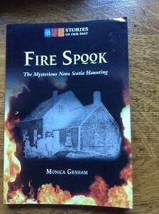 Fire Spook by Monica Graham