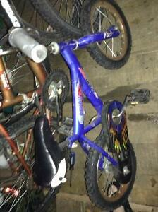 Kids bike need gone