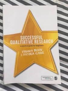 Successful Qualitative Research Floreat Cambridge Area Preview