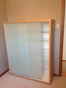 Perfect condition modern ikea cabinet
