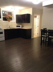 1 huge bedroom with kit basement suite,Timberlea