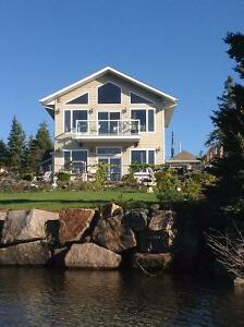 Beautiful Lake View Home