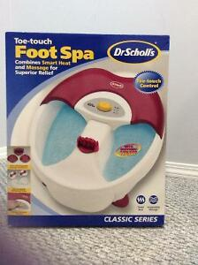 Dr. Scholl's Toe Touch Foot Spa