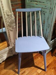 Chaise Shabby Chic Vintage