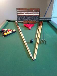 Pool Table for Sale (will deliver in Edmonton area)