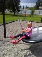 FULL TIME LOVING CHILD CARE SPACE WITH PRESCHOOL PROVIDED