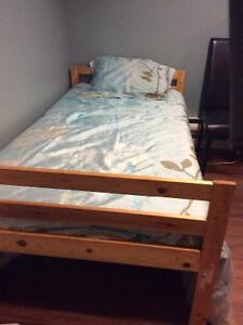 Sold pending payment/ IKEA single bed