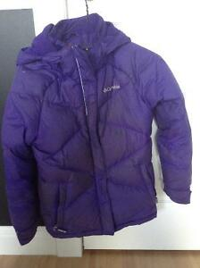 Columbia Girls frost free jacket