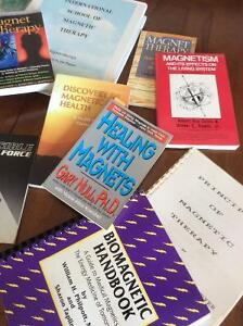 Magnetic therapy books