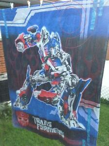 Transformers Optimus Prime Blanket or amazing wall deco