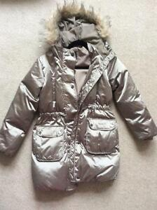 **REDUCED** GAP WARM DOWN JACKET - SIZE 12