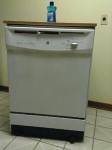 Used GE Portable Dishwasher for sale with FREE BONUS