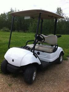 2011 Yamaha electric golfcart